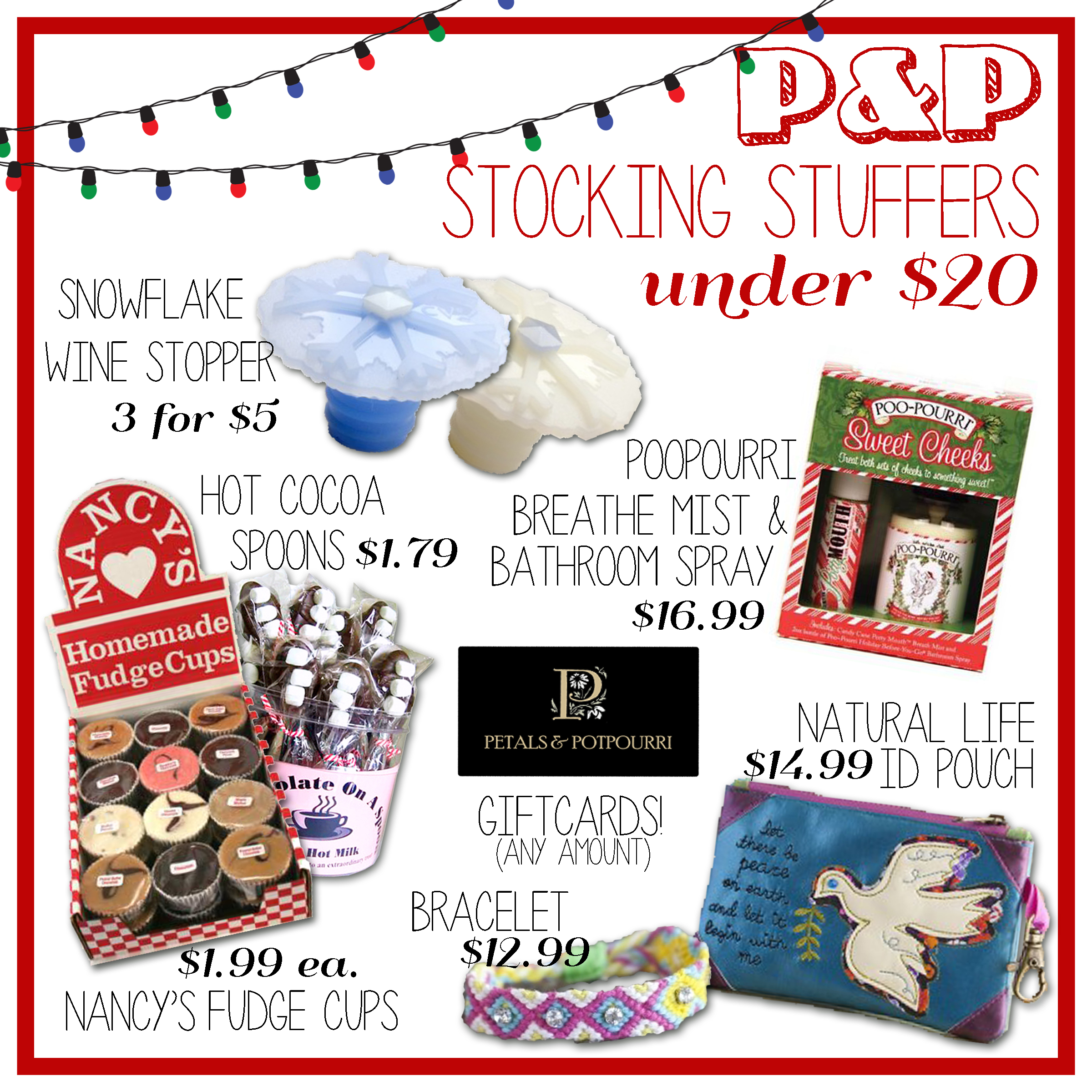 Petalsblogdotcom a topnotch site for Great stocking stuffers for adults